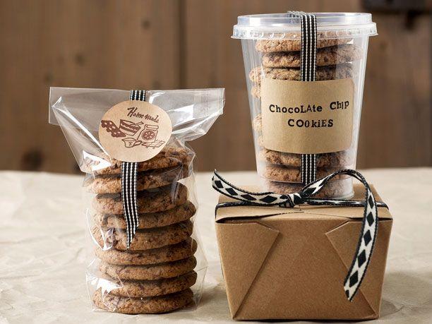 Rezept für Chocolate Chip Cookies