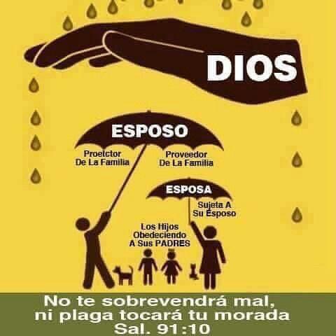 Una familia que sirve y ofrece el cuidado total a Dios de todo corazón.