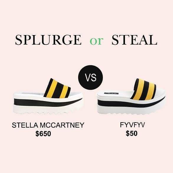 Splurge or Steal? You can choose here www.FYVFYV.com #ootd #daily #fashion #followme  #fashionhaul #fyvfyv #outfitoftheday  #outfit @fyvfyv