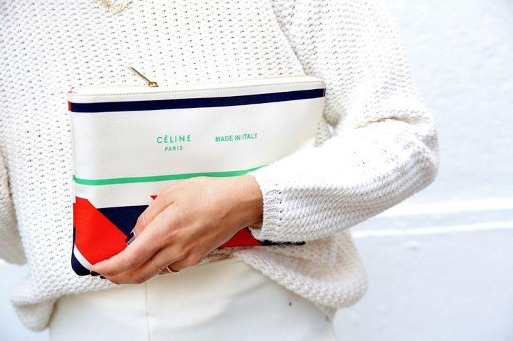 Celine pouch | FashDeet | Pinterest | Celine, Clutches and Celine Bag