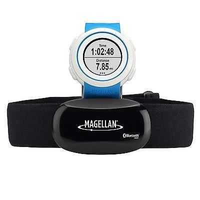 Other Cardio Equipment 28063: Magellan Echo Fit Sports Watch With Heart Rate Monitor Blue Tw0201sghna -> BUY IT NOW ONLY: $157.92 on eBay!