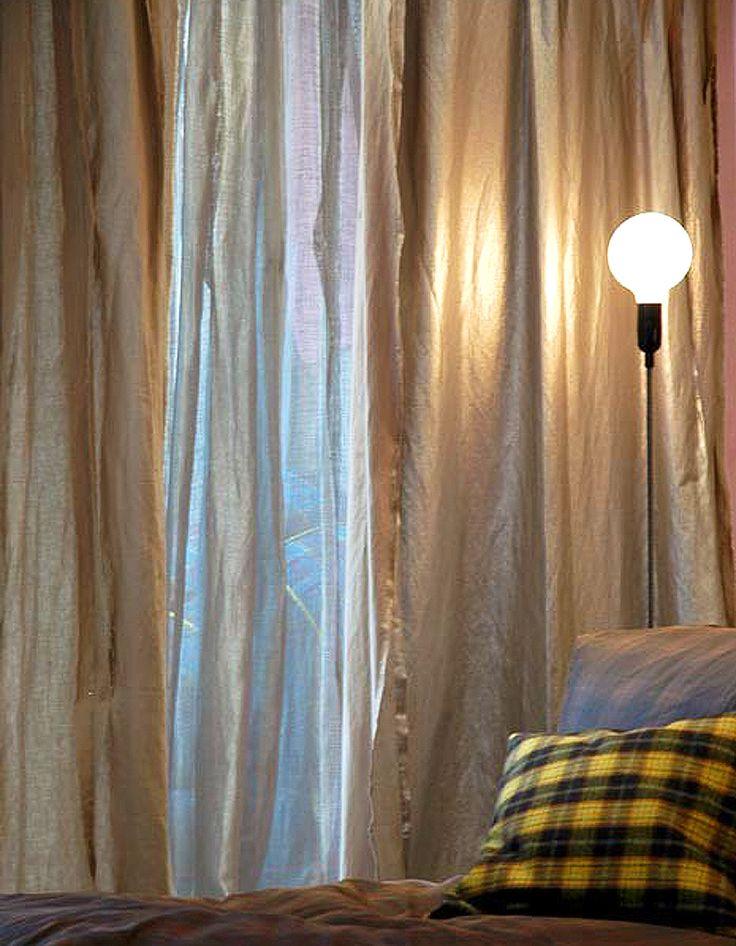 les 40 meilleures images du tableau rideaux sur pinterest. Black Bedroom Furniture Sets. Home Design Ideas