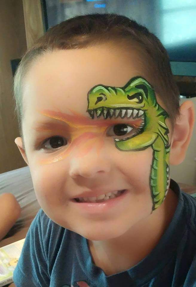 85 best Face painting - boys images on Pinterest | Face ...