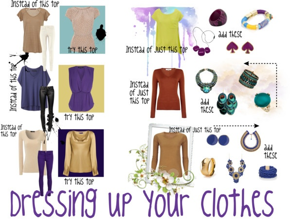 """""""Dressing up a casual look"""" by transform-image-consulting on Polyvore"""