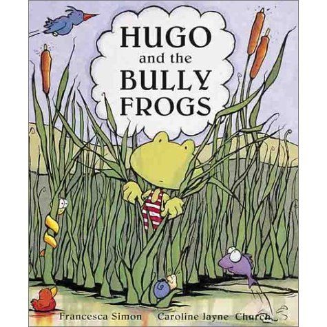 Poor Hugo! What can one small frog--with a squeaky little croak--do against a big, bad gang of bullies? Every animal has a suggestion abo...