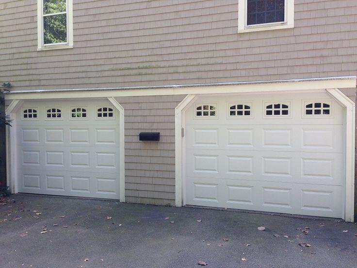 C.H.I. Overhead Doors model 2216 Steel Raised Panel Garage Doors ...