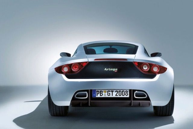 Bon The New German Sports Car Artega GT Stands At The Beginning Of The Brand  History. For A List Price Of Euros Incl. VAT, Customers Receive A Vehicle  That Is ...
