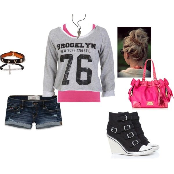 """Saturday Morning Edge"" by pbusickia on Polyvore"