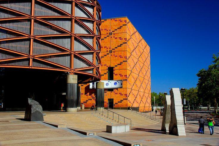 California Science Museum, Exposition Park, Los Angeles, CA
