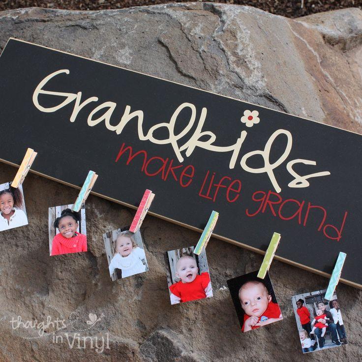 Grandkids Picture Board