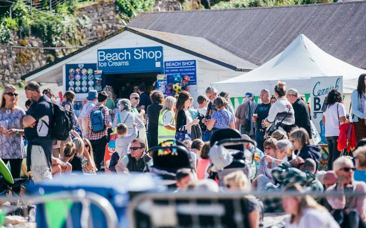 St Ives Food And Drink Festival – RELAX, EAT, DRINK AND ENJOY YOURSELF