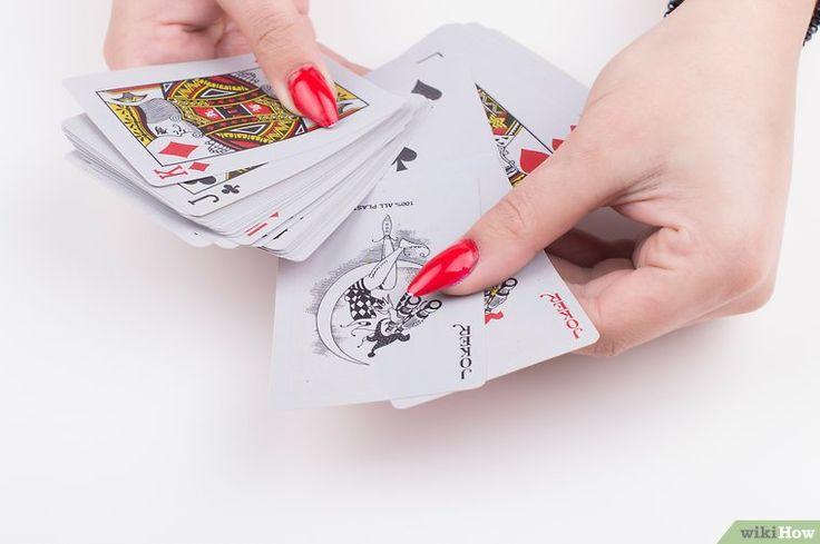 5 Ways to Do Amazing Card Tricks - wikiHow