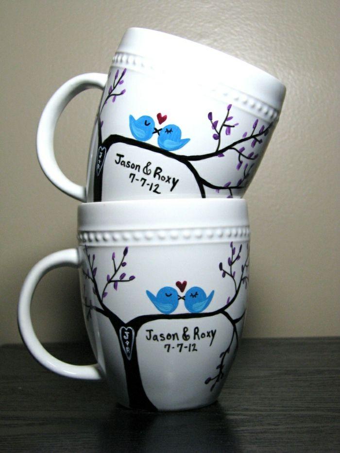 Le Mug Personnalisé En 80 Idées Créatives!