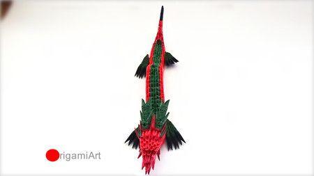 dragão oriental