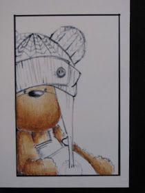 LES CRÉATIONS D'HÉLÈNE: Tutoriel avec les crayons Prismacolor Premier