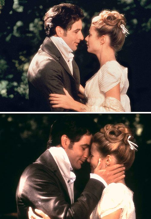 Emma (1996) Starring: Jeremy Northam as Mr. Knightley and Gwyneth Paltrow as Emma Woodhouse.