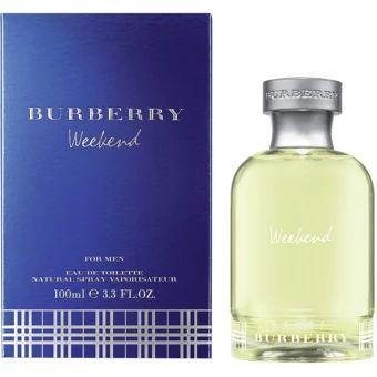 เก็บเงินปลายทาง  Burberry Weekend for Men Eau de Toilette 100 ML  ราคาเพียง  1,444 บาท  เท่านั้น คุณสมบัติ มีดังนี้ กลิ่นหอมสดชื่นแบบธรรมชาติ สำหรับคุณสุภาพบุรุษที่ชื่นชอบความหอมแบบสะอาดบริสุทธิ์ ให้ความหอมที่กระตุ้นความรู้สึกให้มีชีวิตชีวา