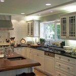 Beyaz Country Mutfak Modelleri     Dekorasyon Cini