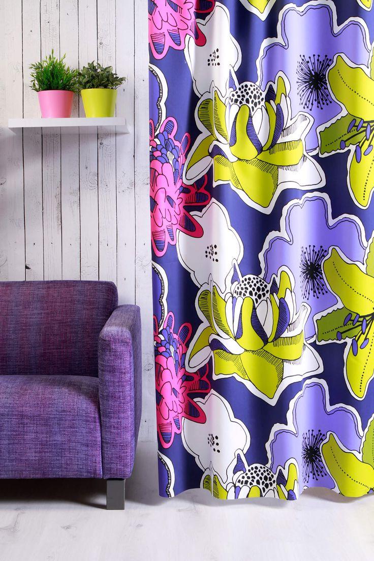 Blossom / Eurokangas. Design: Elizabeth Salonen
