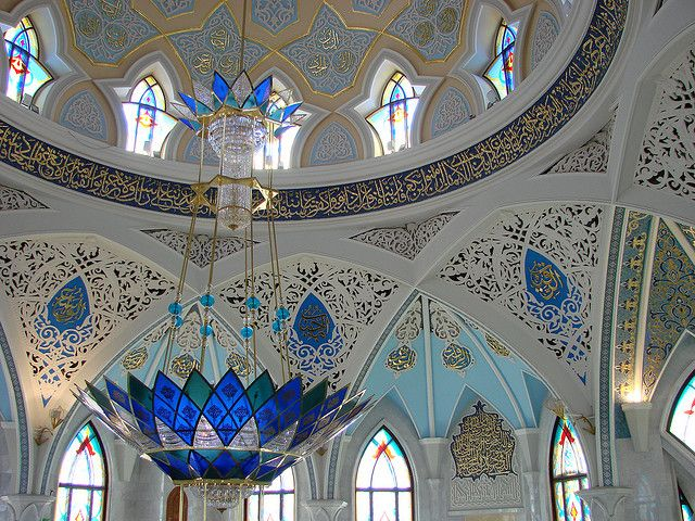 Kul Sharif Mosque - Kazan - Russia 02 | Flickr - Photo Sharing!