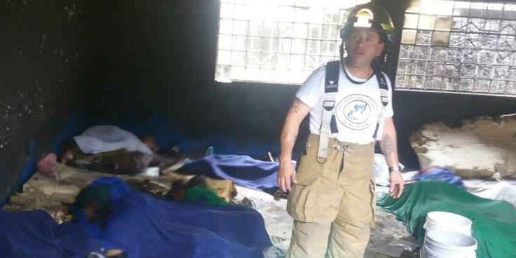 Incendio en centro de rehabilitación en Guatemala deja 29 muertos | CNNEspañol.com