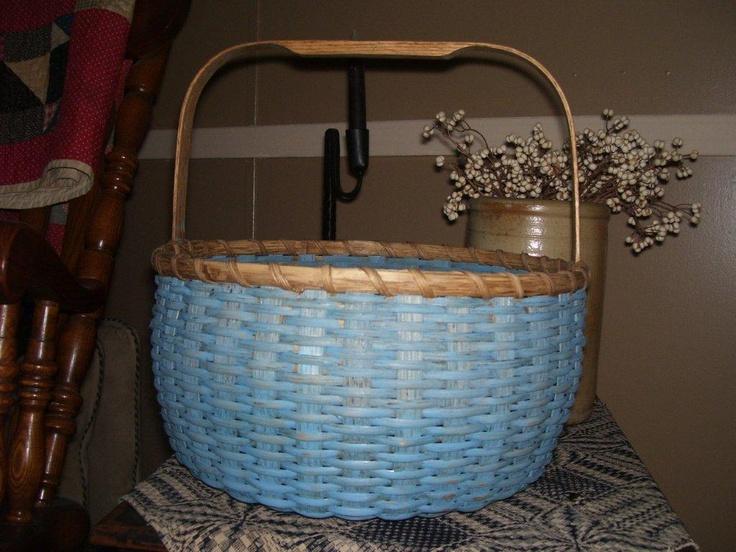 12 best ANTIQUE BASKETS AND HAMPERS images on Pinterest | Baskets ...