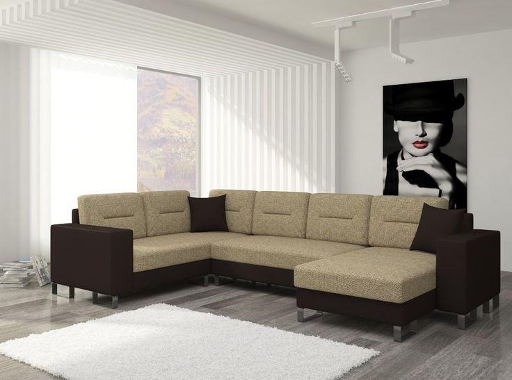 Ber ideen zu wohnzimmer landhausstil auf pinterest wohnzimmer gem tlich k che - Eckcouch landhausstil ...