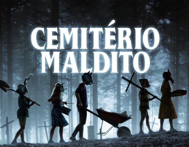 Confira Poster E Trailer Novos De Cemiterio Maldito Do Mestre