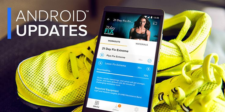 The Beachbody On Demand Android app is almost here! Get all the updates the development, and sign up to be one of the first people to download the app.