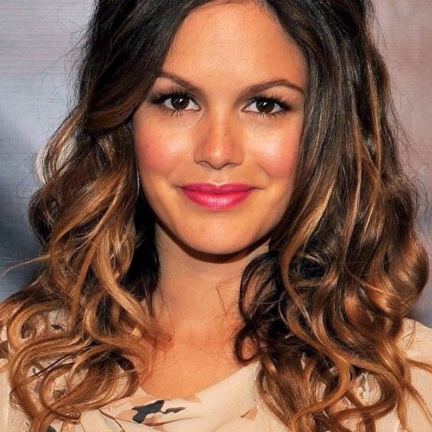 25 best ombre images on pinterest hair colors hairdos and ombre hair love the color rachel bilson casual ombre toned long curly hairstyle 2013 2014 solutioingenieria Image collections