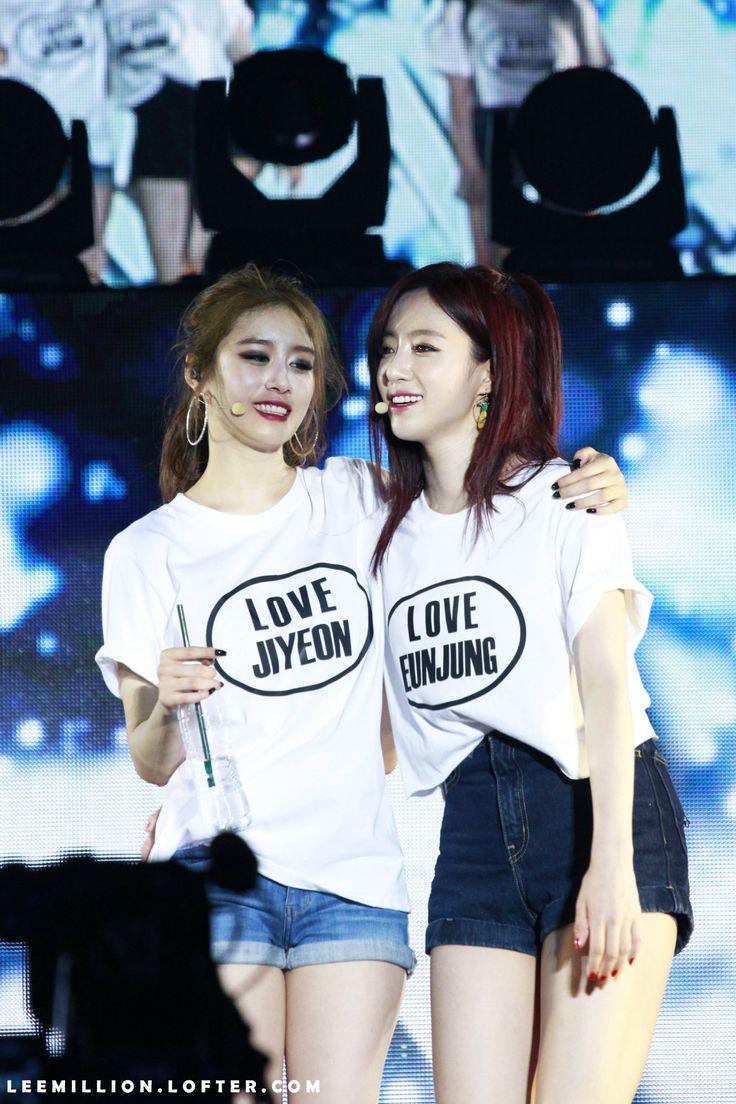 T ara Jiyeon / Eunjung