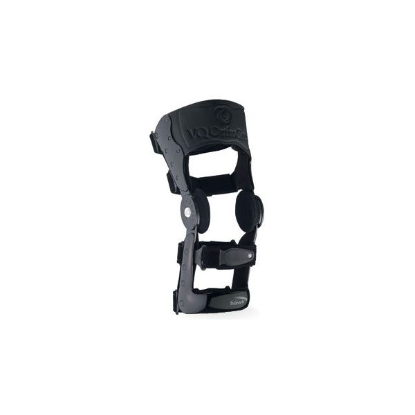 Hawk Ligament Knee Brace | VQ OrthoCare Rehabilitation Store ❤ liked on Polyvore featuring doctor, hospital, injuries, items and medical