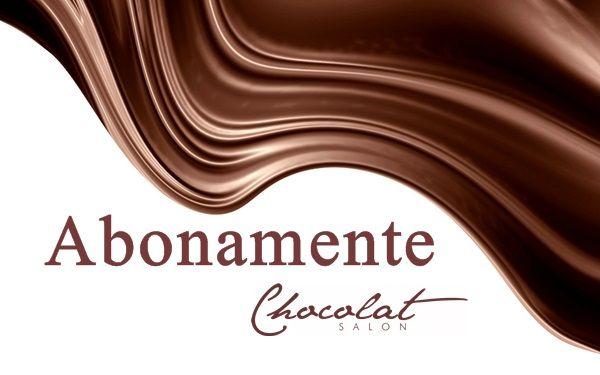 Salon Chocolat iti ofera doua tipuri de abonamente special pentru nevoile tale! Noi dorim sa fim cat mai aproape de tine si sa iti venim in ajutor ori de cate ori ai nevoie. – Abonamentul 6+1 -> La fiecare 6 sedinte primesti o sedinta gratuita, CADOU! – Abonamentul VIP 1000 -> Deschide-ti un cont de 1000 de lei si uita de grija banilor la fiecare vizita la Chocolat! + la toate serviciile beneficiezi de un discount de 15%. http://goo.gl/c6Oa9V