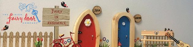 Specially chosen by the Fairy Council, The Irish Fairy Door Companyprovide beautiful handcrafted fairy doors for your home or garden. Sent out all over the world, the doors are bursting with magi...