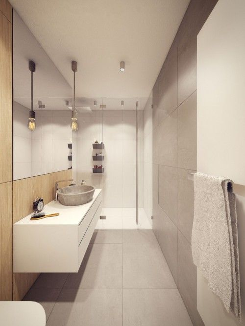 Emejing Smalle Badkamer Photos - New Home Design 2018 - ummoa.us
