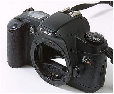 Canon RebelG EOS 35MM Camera