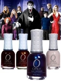 ORLY's Dark Shadows Collection