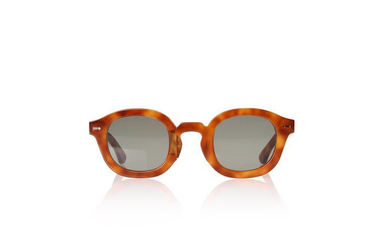 Movitra 115 Havana Chiaro - Lente Verde #sunglasses #movitra #movitraspectacles #spectacles #glasses #eyewear