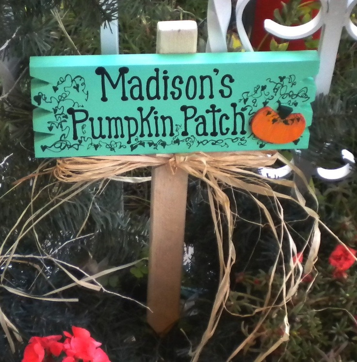 Smyard Sign 249 Madison's Pumpkin Patch by HenwithaHammer - Kadyn 1st Birthday