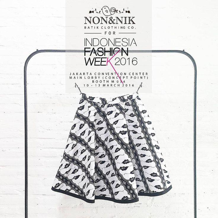 5 days to go !  #indonesiafashionweek #indonesiafashionweek2016 #ifw #eventjakarta #fashionevent