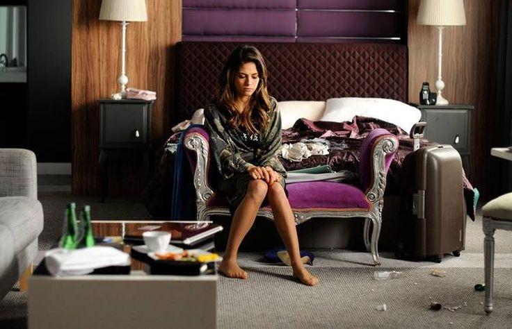 Hotel 52 odc. 86. Maria (Weronika Rosati)