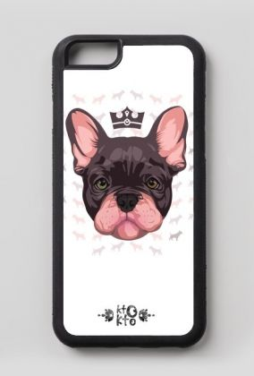 Case for iPhone 6 / 6s, dog, French bulldog