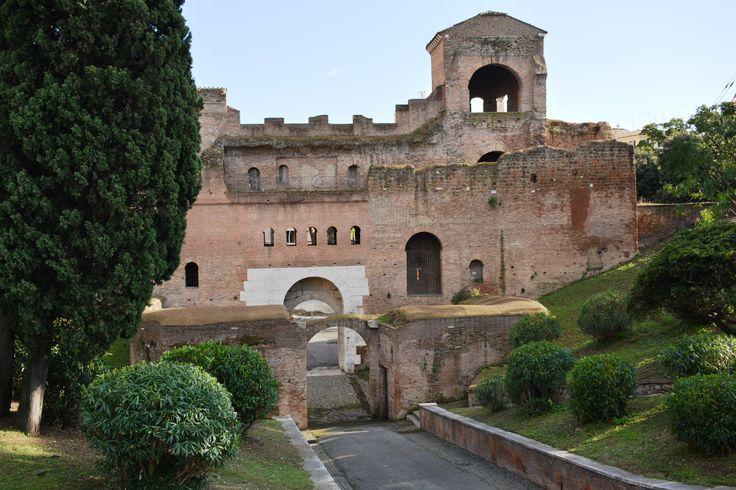 Aqueducts Rome - 2013