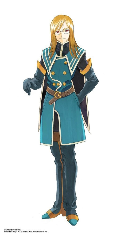 Tales of the Abyss - Jade