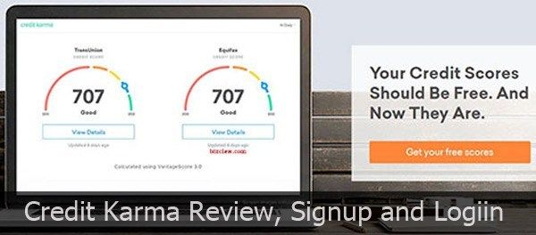 Credit Karma Review Signup And Login Account Fxcue Com Credit Karma Karma Business Credit Cards