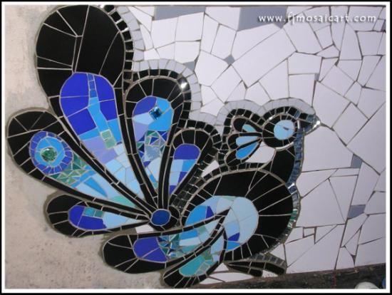 M s de 1000 ideas sobre espejos en mosaico en pinterest for Espejos murales decorativos