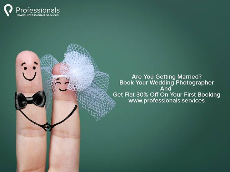 Are You Getting Married? Book Your Wedding Photographer And Get Flat 30% Off On Your First Booking. www.professionals.services #BookWeddingPhotographer #Prewedding #CandidPhotography #Discount #Offers #WeddingSeason #BookNow #PayOnline #ProfessionalsServices