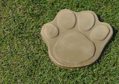 16Inch-Dog-Cat-Paw-Print-Concrete-Cement-Plaster-Garden-Stepping-Stone-Mold-1148