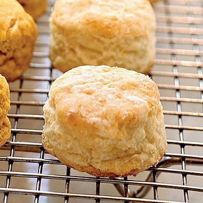 Learn the secrets to buttery, flaky, homemade biscuits.   CookingLight.com