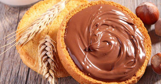 Шоколадная паста домашняя